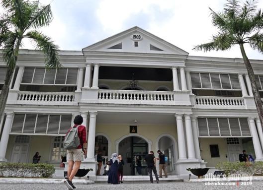 galeri diraja sultan abdul aziz, sultan abdul aziz royal gallery, royal town klang, the history of selangor sultanate, kesultanan selangor