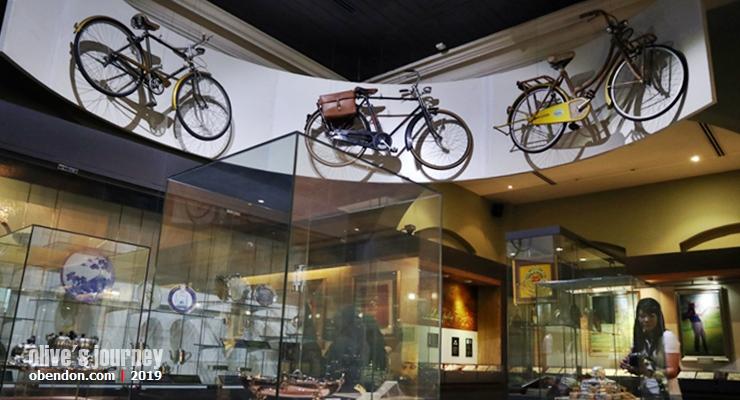 galeri diraja sultan abdul aziz, sultan abdul aziz royal gallery, museum di klang, sejarah kesultanan selangor