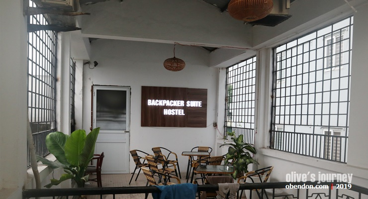 hanoi backpacker suite hostel. hostel nyaman di hanoi