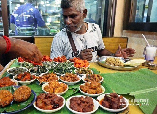 mohana restoran, little india klang, kuliner klang, royal town klang