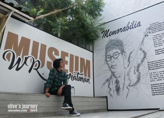 Makam WR Soepratman, pencipta lagu Indonesia Raya, WR Soepratman, Museum WR Soepratman
