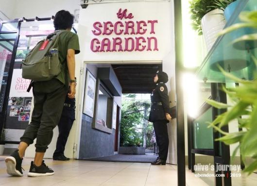 rainforest 1 utama, 1 utama shopping centre, the secret garden, roof top garden
