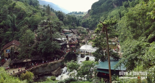cat cat village, what to see in cat cat village, best time visit sa pa, trekking to cat cat village
