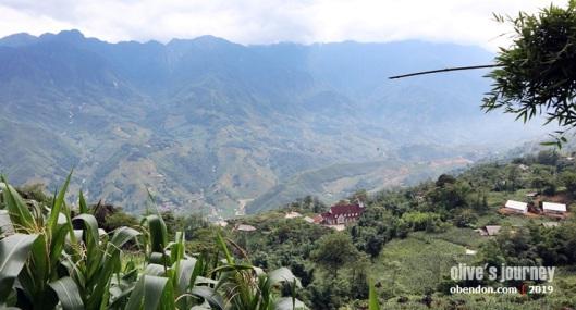 Ta Pinh village, trekking in Sa Pa, church in Sa Pa