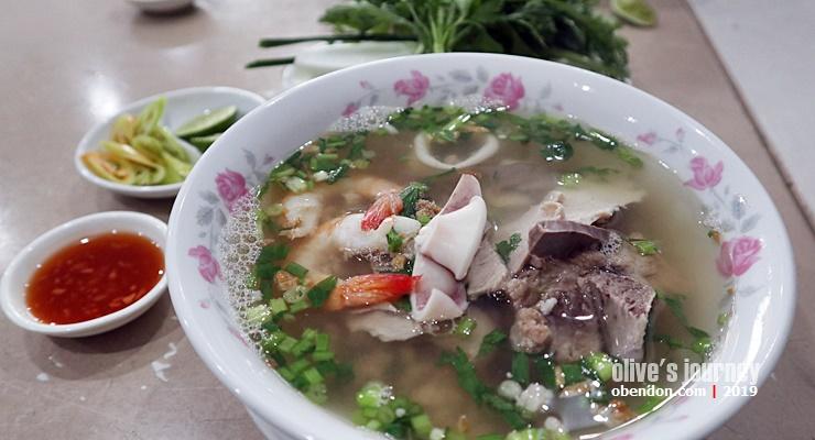 Hu Tieu Nam Vang, must try pho phnom penh, what is pho, apa itu pho, delicious phnom penh