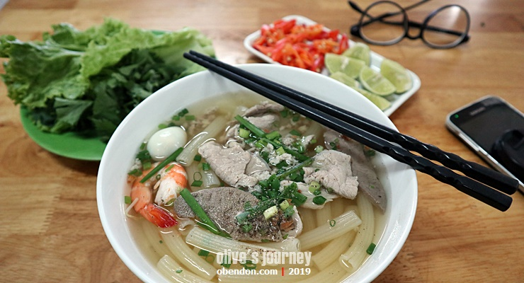 Hu Tieu Nam Vang, best pho in saigon, must in saigon