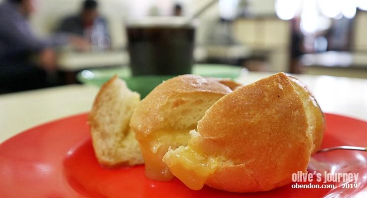 roti srikaya, pisang goreng srikaya, warung kopi suka hati, warung kopi legendaris pontianak