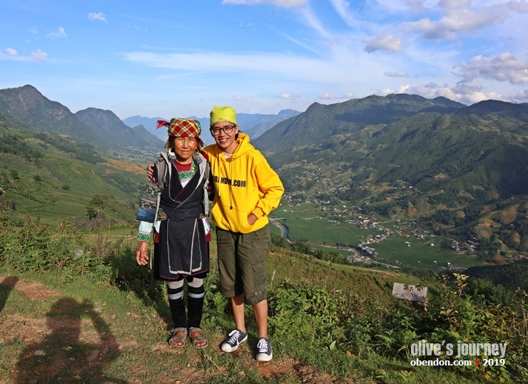 trekking in sapa, church in Sa Pa, sapa rock church, muang hoa valley trekking