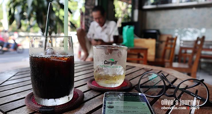 ice black coffee vietnam, es kopi hitam vietnam, starbuck vietnam, kopi vietnam, kopi susu vietnam, tempat ngopi enak di vietnam