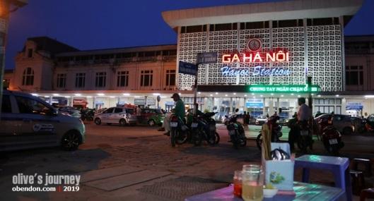 hanoi train station, vietnam military museum, over tourism in vietnam, hanoi train street, where is hanoi train street
