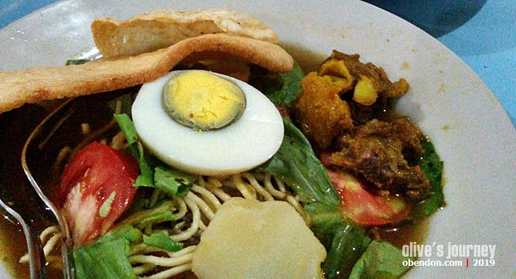 kuliner legendaris surabaya, tahu kraton, tahu campur surabaya