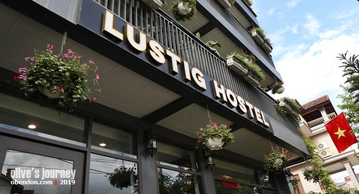 lustig hostel sapa, best hostel in sapa. hostel murah di sapa