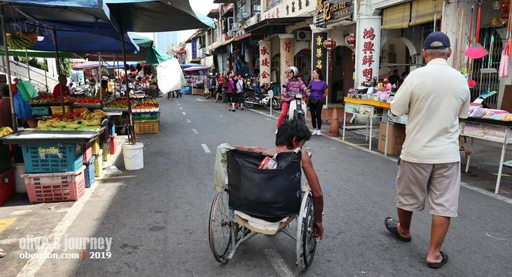 penang market, traveloka xperience, Traveloka Blog Contest2019, xperienceseru