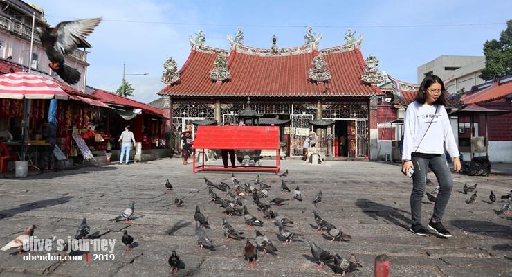 oldest temple in Penang, klenteng tertua di penang, traveloka xperience, xperienceseru