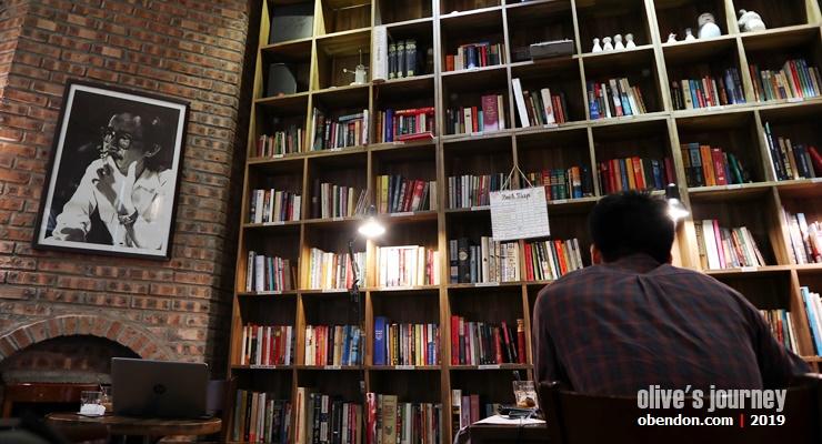 tranquil books & coffee, starbuck vietnam, kopi vietnam, kopi susu vietnam, tempat ngopi enak di vietnam