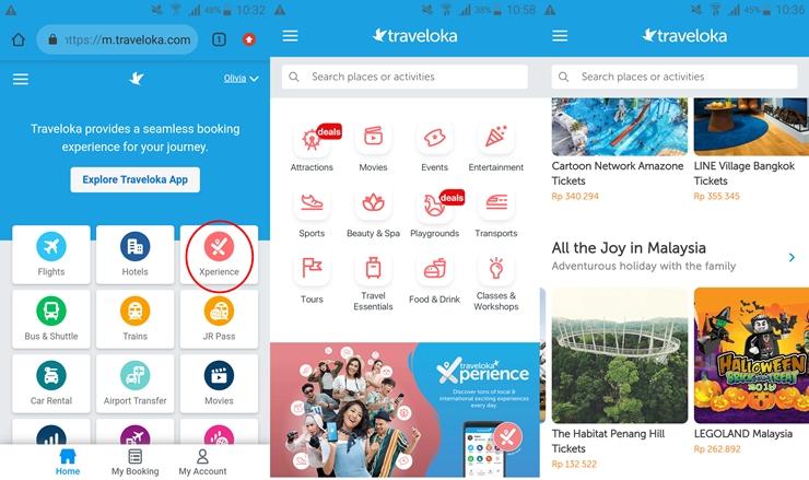 traveloka xperience, Traveloka Blog Contest2019, xperienceseru