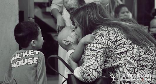 rumah harapan indonesia, adik dampingan di rhi, galang dana untuk rhi, sakit jantung bawaan pada anak, valencia mieke randa