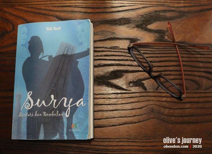Surya Mentari dan Rembulan, novel tentang Toraja, sejarah budaya Toraja, buku tentang budaya Toraja