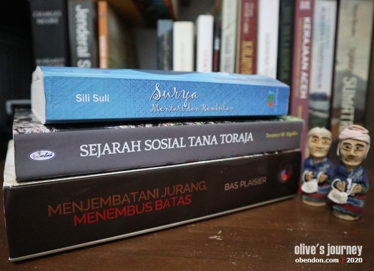 bas plaisier, buku tentang toraja, sejarah dan budaya toraja, sejarah sosial toraja, novel toraja