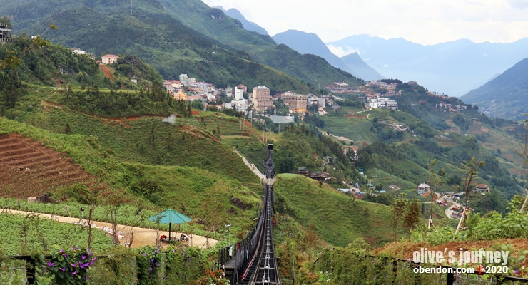 fansipan cable car_summit_06