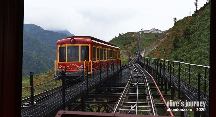 fansipan legend cable car, harga tiket fansipan cable car, ticket fansipan cable car