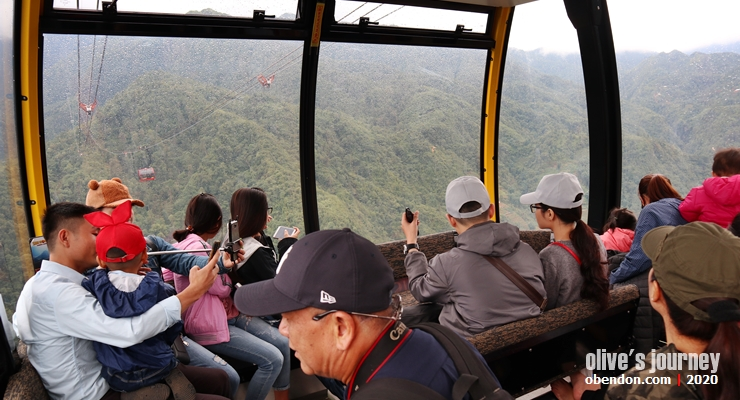 fansipan cable car_summit_13