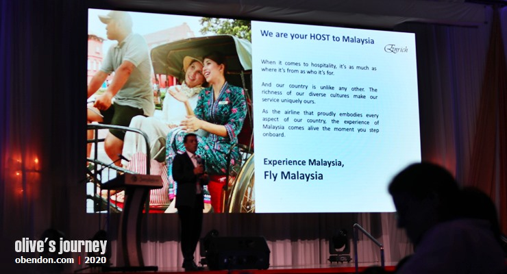 natasha martin, pata travel adventure conference and travel mart 2020, visit malaysia 2020, adventure destination in Sabah