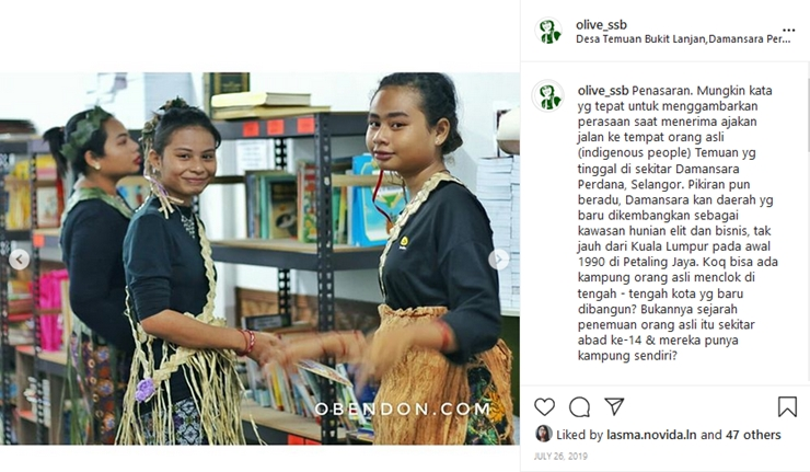 orang asli temuan malaysia, indigenous people in malaysia, orang asli temuan damansara, orang asli temuan kampung tohor