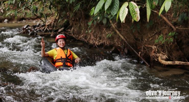 river tubing taman negeri kenaboi, back2nature, taman negeri kenaboi