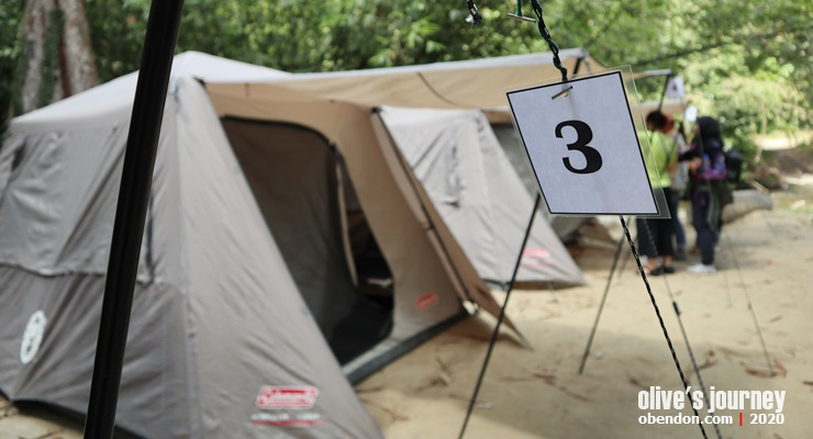 taman negeri kenaboi, camping ground kenaboi, campsite kenaboi forrest, back2nature