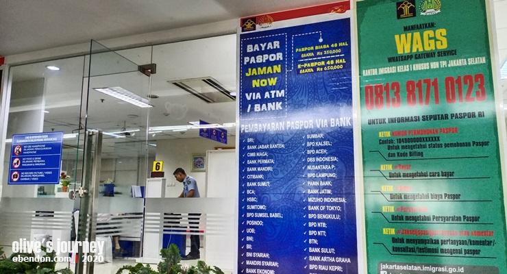 cara mudah mengurus paspor, urus paspor saat pandemi, biaya membuat paspor, urus paspor online
