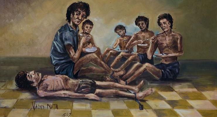 tuol sleng genocide museum, s-21 prison, genosida di kamboja, cambodian genocide