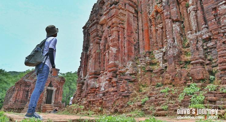 my son sanctuary, the history of cham kingdom, jejak campa di Vietnam,sejarah kerajaan Campa