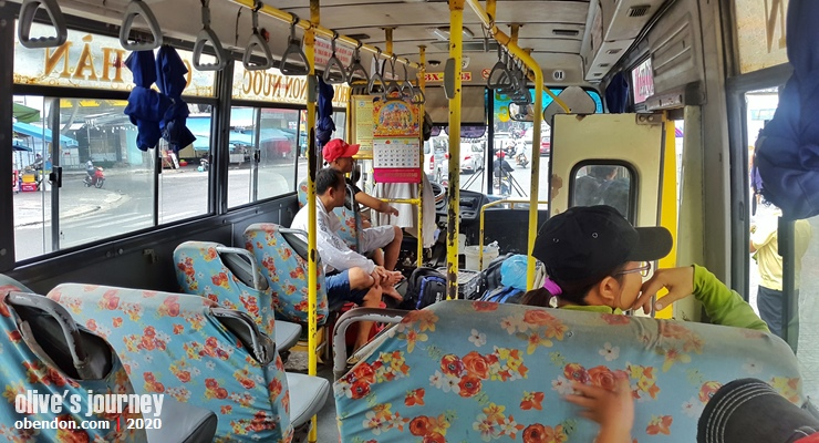 public transportation vietnam, grabbike in vietnam, how to get Hoi An from Da Nang