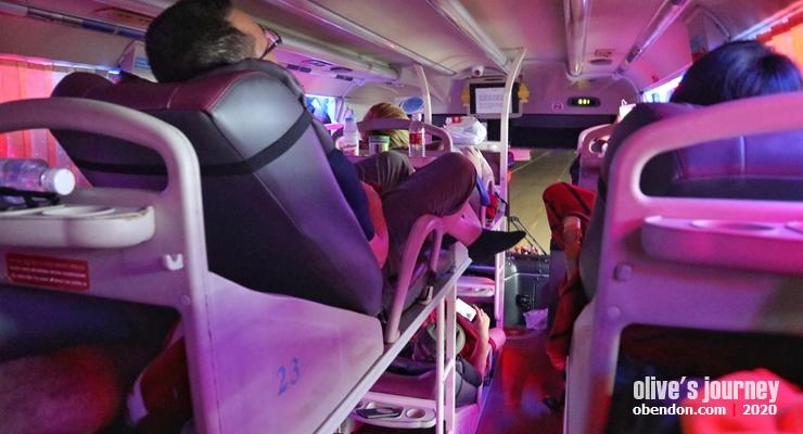 public transportation vietnam, grabbike in vietnam, sleeper bus in vietnam, overnight bus in vietnam