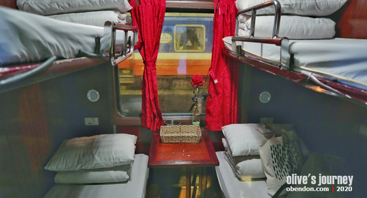 public transportation in vietnam, sleepert train sapa hanoi, overnight train in sapa