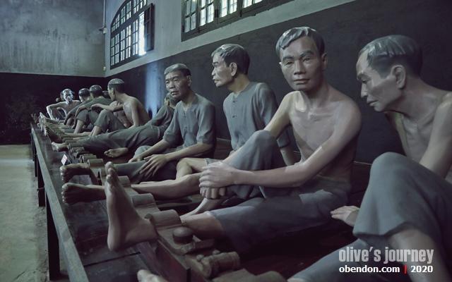 hoa lo prison, the hilton hanoi, museum must visit in hanoi, vietnam history
