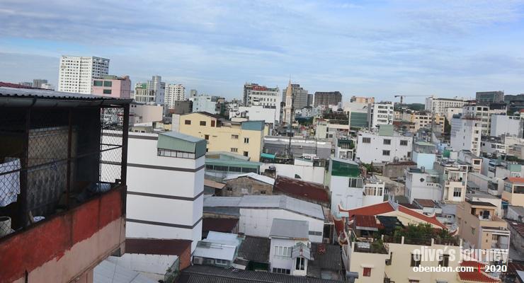 onetel saigon panorama, onetel deluxe hostel saigon, penthouse di ho chi minh, sewa apartemen di vietnam