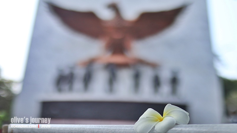 monumen pancasila sakti, lubang buaya, pahlawan revolusi, gerakan 30 september, pengkhianatan g30/s pki