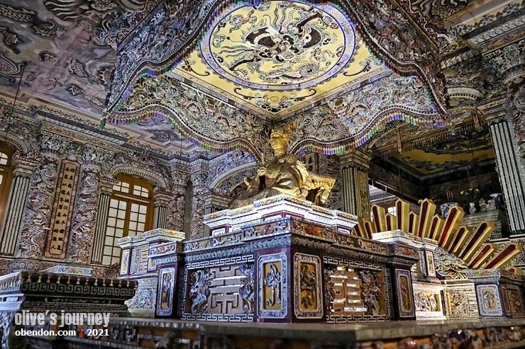 mausoleum khai dinh