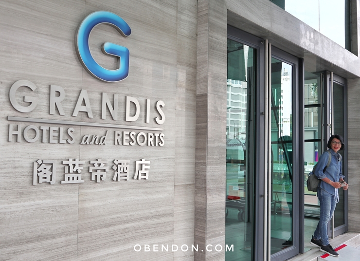 grandis hotel kota kinabalu, grandis hotel, hotel di pusat kota kinabalu, hotel nyaman di kota kinabalu, hotel bintang yang murah di kota kinabalu