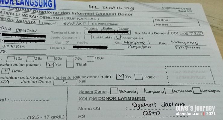manfaat donor darah, syarat donor darah. kapan waktu untuk donor darah