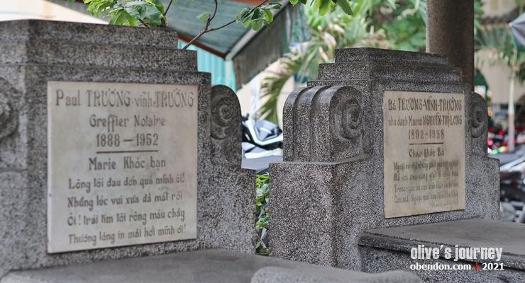 Mausoleum Petrus Ky, Saigon Hidden Gems, Vietnam History, Hidden Gems of Ho Chi Minh City